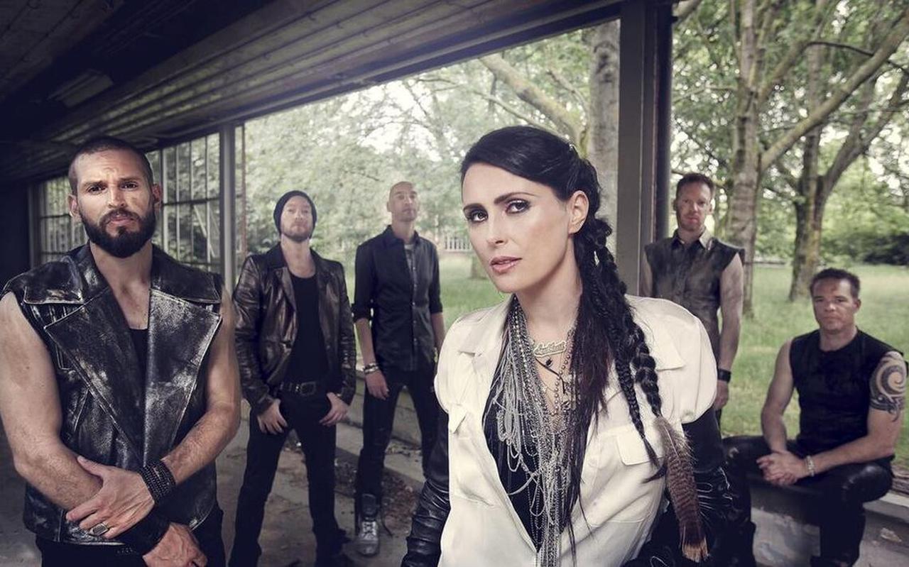 Within Temptation zou eind mei spelen op Muziekweekend Pesse.