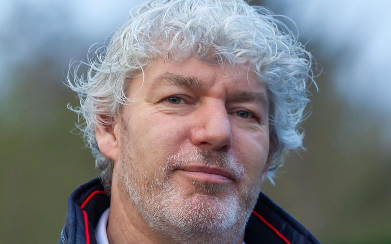 Gert Jan Hoekstra: 'Ik heb mij in de Wijk nooit een vreemde eend in de bijt gevoeld.'