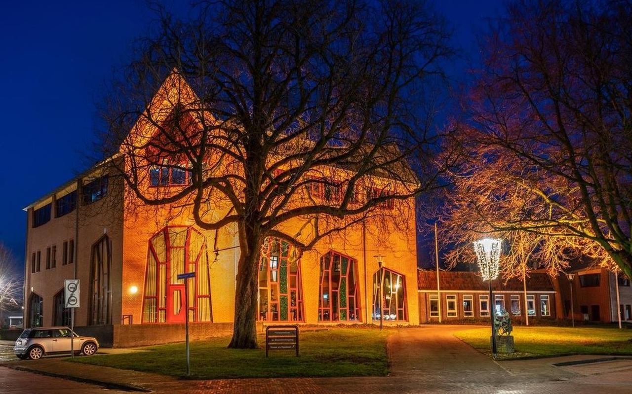 Het gemeentehuis van De Wolden.