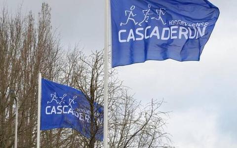 De Cascaderun in Hoogeveen is dit jaar afgelast. Het evenement wordt verplaatst naar april volgend jaar.