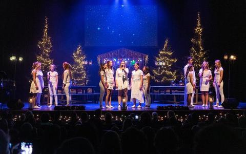 Scala's Kerst Musical Concert.