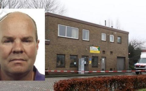 Marcel Hoogerbrugge en zijn woning in Hoogeveen.