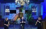 Sfeervolle opnames van koninklijke Apollo voor RTV Drenthe.