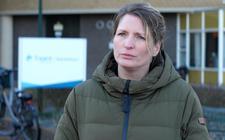 Sjoerdtsje Funke locatiehoofd van ouderenzorglocatie Weidesteyn in Hoogeveen