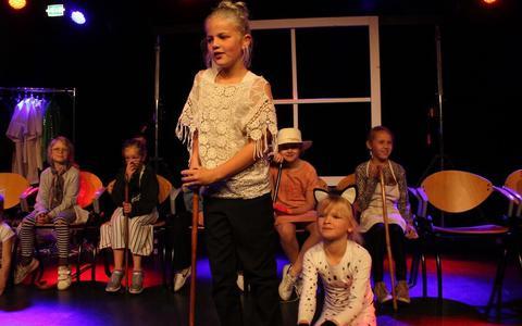 JeugdTheaterSchool Dynamo TDI houdt kennismakingsbijeenkomsten.