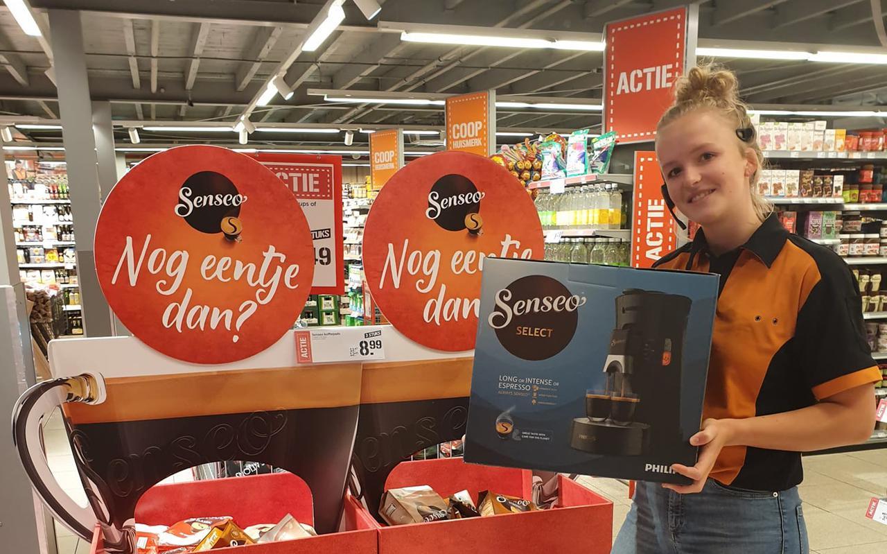 Coop in de Wielewaal ook slachtoffer van oplichtingspraktijken via Facebook.