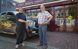 Arjan Vosseberg van Boschzicht in Echten is nieuwe eigenaar eetcafé De Beurs in Hoogeveen