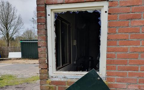 Noodlot blijft ijsclub VIOS in Hollandscheveld achtervolgen, na brand nu weer doelwit van inbrekers