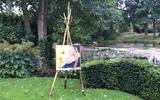 Tijdens de Kunstroute Hoogeveen zijn kunstenaars thuis of in hun atelier te bezoeken.