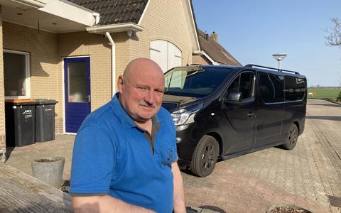 Bert Pol, al 25 jaar aan het hoofd van Klussenbedrijf Bert Pol.