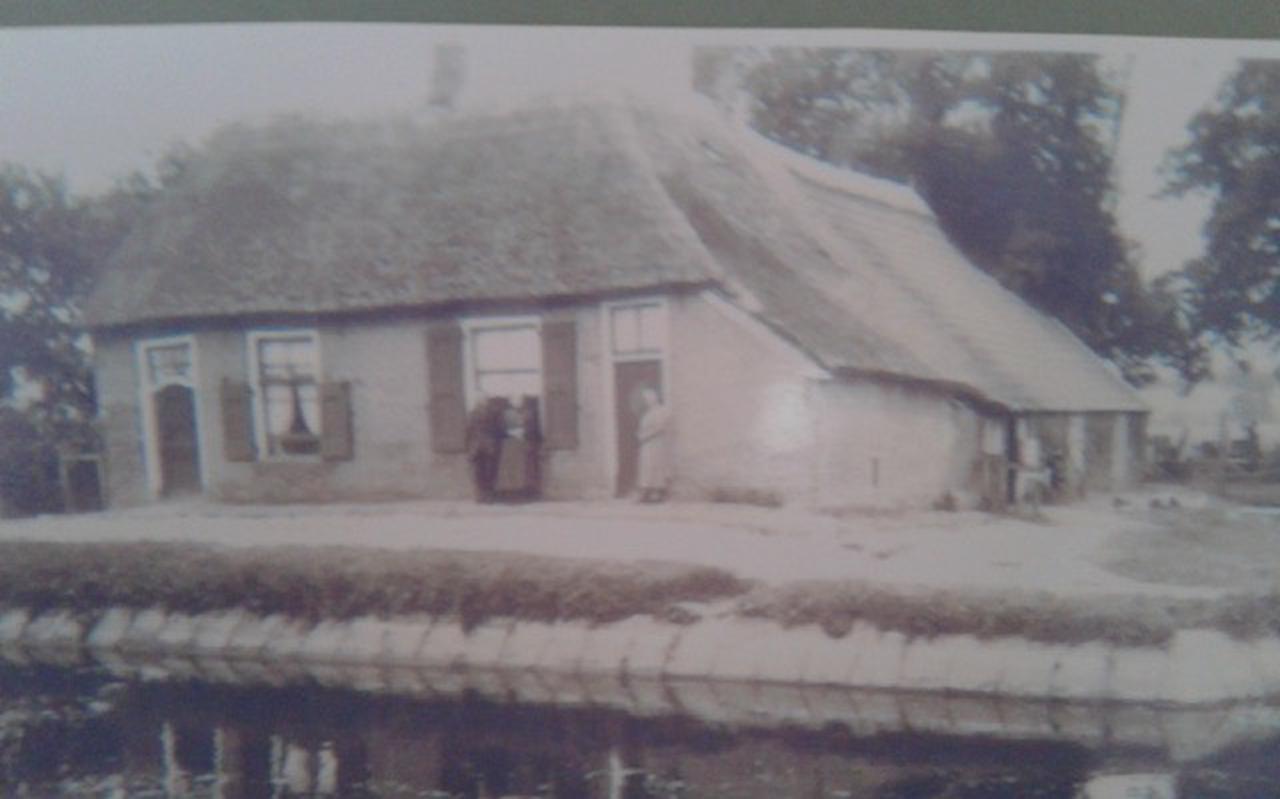 Het huis aan Noord 46.
