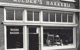 Bakkerij Mulder in vroegere tijden.