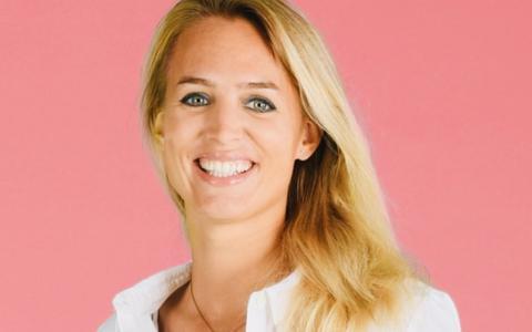 Oud-Hoogeveense en oud-volleybalster van Olhaco, Kim Renkema heeft het naar haar zin bij volleybalclub Stuttgart.