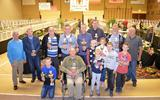 De kampioenen van Pels en Pluim in 2018.