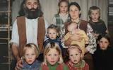 Het gezin Ruinerwold.