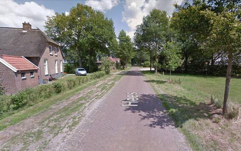 Op Hees wordt veel te hard gereden door het sluipverkeer.