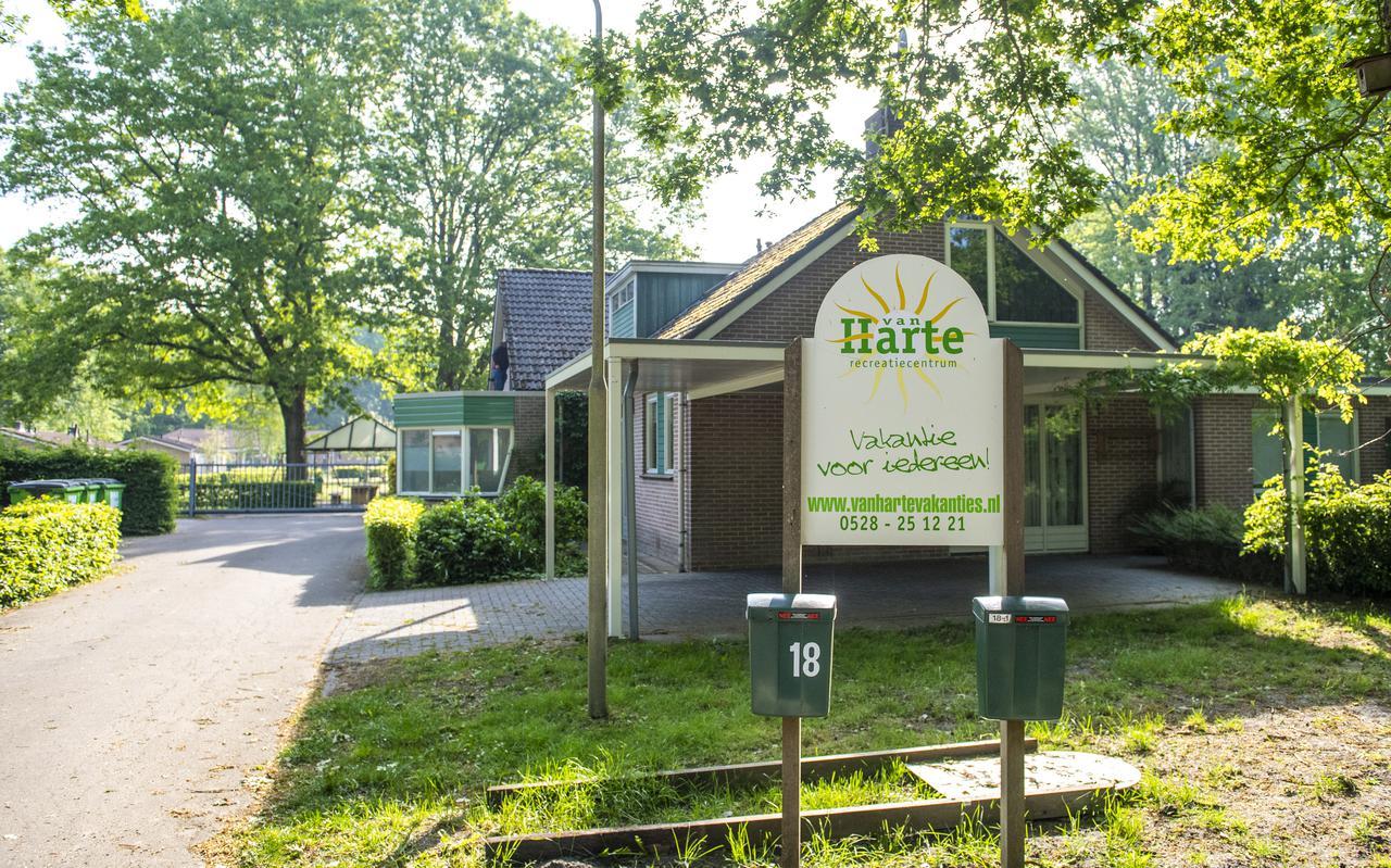 Recreatiepark Van Harte in Echten.