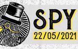 Logo Spy Festival Emmen.