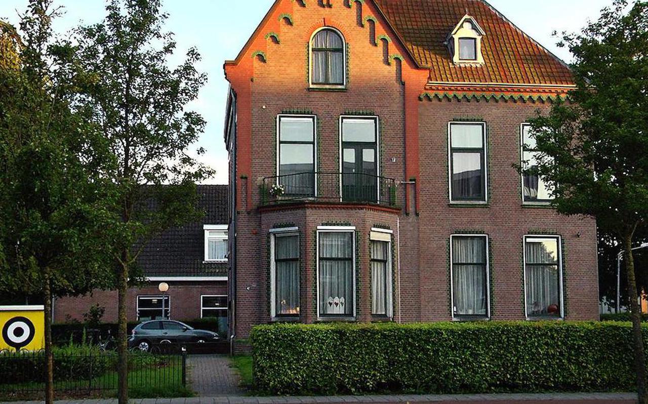 Een van de twee gesloten locaties in Hoogeveen,
