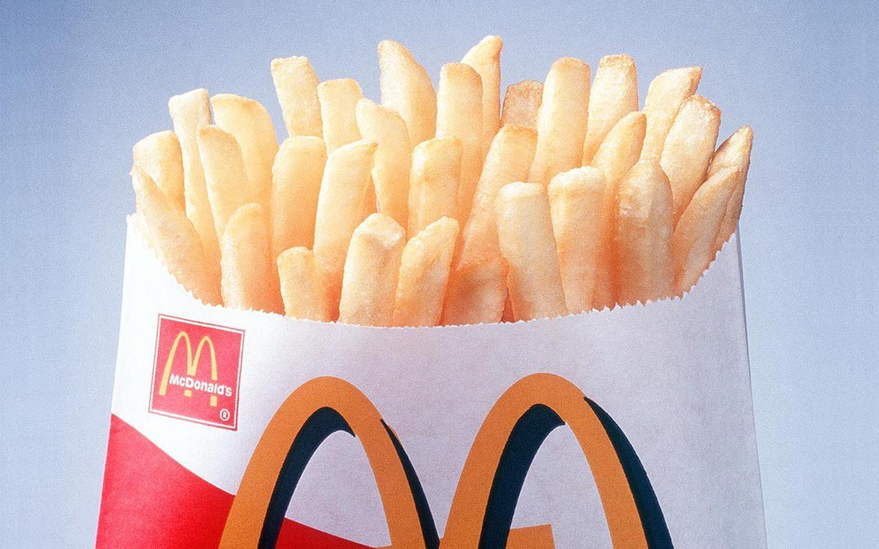 De Franse frietjes en de Big Mac zijn nog altijd de belangrijkste factoren achter het succes van McDonald's.